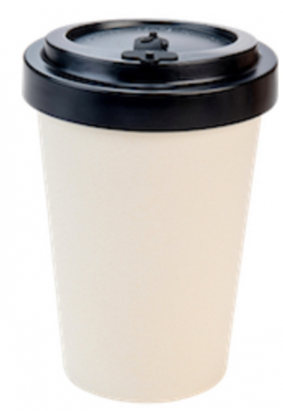 Productos naturales y BIO | BAMBOO COFFEE CUP 0.4L NATURAL